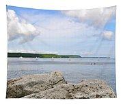 Sturgeon Bay In Summer Tapestry