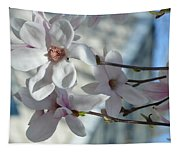 Sublime Magnolia Tapestry