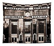 Suburban Station Tapestry