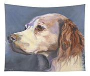Such A Spaniel Tapestry