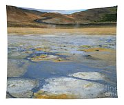 Sulphur And Volcanic Earth Tapestry