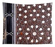 Sultan Ahmet Mausoleum Door 01 Tapestry
