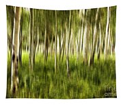 Summer Aspens Tapestry