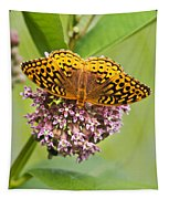 Summer Butterfly Tapestry