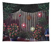 Summer Garden Tapestry