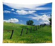 Summer Landscape Tapestry