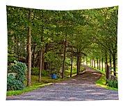 Summer Lane Tapestry