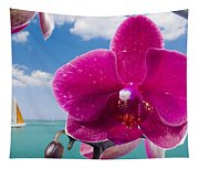 Summer Paradise Tapestry