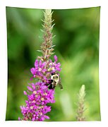 Summer Time And The Feeding Is Easy Tapestry