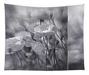 Summer Whispers Collage Tapestry