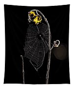 Summers Web Before Sunrise Tapestry