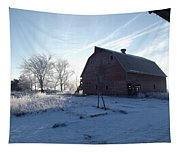 Sun Barn Tapestry