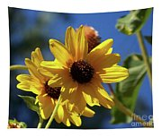 Sun Flowers Tapestry