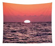 Sun Going Down Tapestry