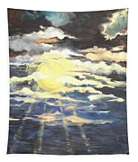 Rays Of Light Tapestry