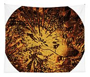 Sun - The Star Sign Of Lion Tapestry