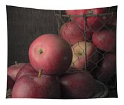 Sun Warmed Apples Still Life Standard Sizes Tapestry