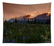 Sunbeam Garden Tapestry