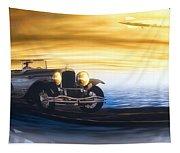 Sunday Drive Tapestry