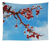 Sunday With Cherries On Top Tapestry
