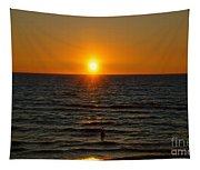 Sundown Admiration Tapestry