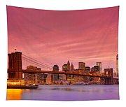 Sundown City Tapestry