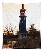Sundown Dwight Windmill Tapestry