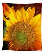 Sunflower Bright Tapestry