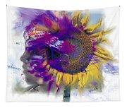 Sunflower Composite Tapestry