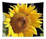 Sunflower-jp2437 Tapestry