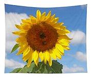 Sunflower Nirvana 30 Tapestry