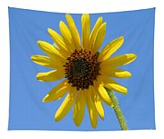 Sunflower Square Tapestry