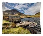 Sunken Boats Tapestry