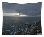 Sunlight Over The Sea Tapestry