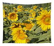 Sunning With Friends Tapestry