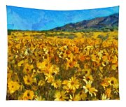 Sunny Meadow Tapestry
