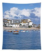 Sunny St Ives Tapestry
