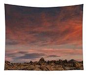 Sunrise Alabama Hills Near Lone Pine Ca Mg 0619 Tapestry