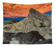 Sunrise At Manly Beacon Tapestry