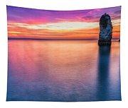 Summer Sunrise Selwick Bay Flamborough Tapestry