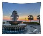 Sunrise In The Lowcountry Tapestry