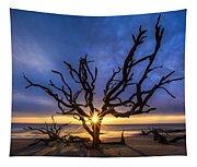 Sunrise Jewel Tapestry