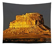 Sunrise On Fajada Butte Tapestry