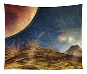 Sunrise On Space Tapestry