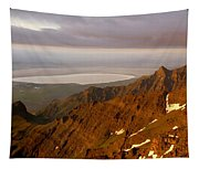 Da5901-sunrise On Steens Mountain Tapestry