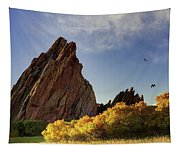 Red Rock Tapestry