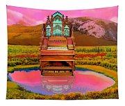 Sunrise Service Tapestry
