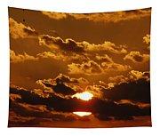 Sunset 5 Tapestry