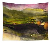 Sunset 50 Tapestry
