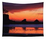 Sunset Bay Sunset 2 Tapestry